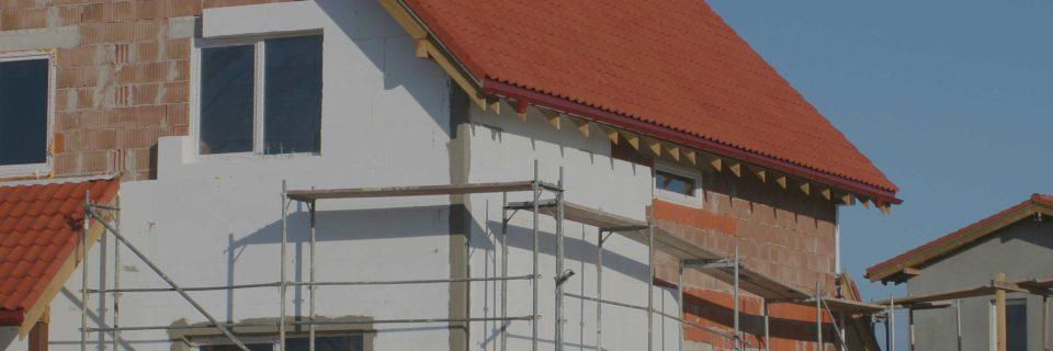 Energetische Sanierungen nach aktuellster Energieeinsparverordnung.